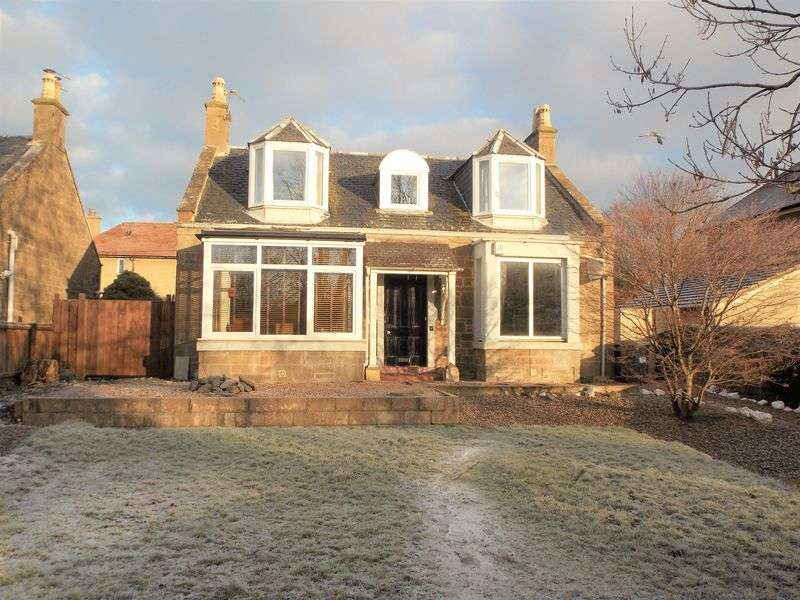 4 Bedrooms Detached House for sale in Gillburn Road, Dundee