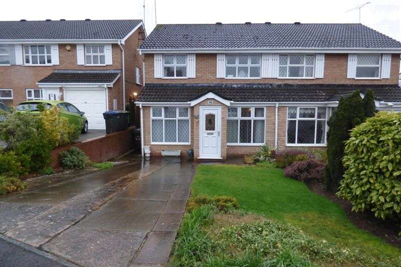 3 Bedrooms Property for sale in Leacrest Road, Coventry