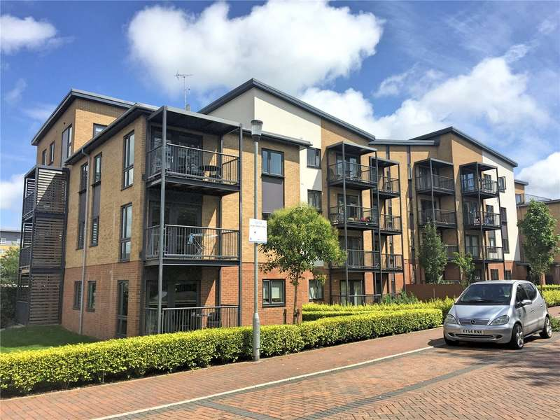 2 Bedrooms Flat for sale in Lawford Court, Grade Close, Elstree, Borehamwood, WD6