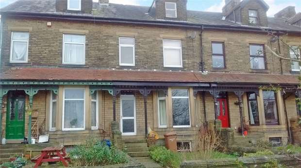 5 Bedrooms Terraced House for sale in Larchmont, Clayton, Bradford, West Yorkshire