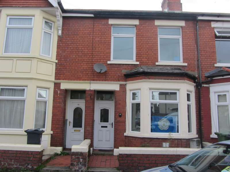 3 Bedrooms Terraced House for sale in Gelligaer Street, Cathays, Cardiff
