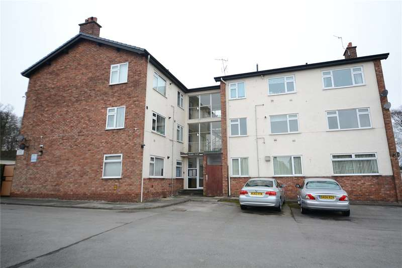 2 Bedrooms Flat for rent in Archer Court, Upton, Wirral