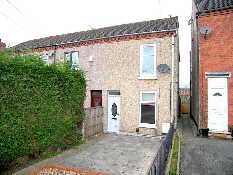 2 Bedrooms Terraced House for sale in Carter Lane East, South Normanton, Alfreton, Derbyshire, DE55