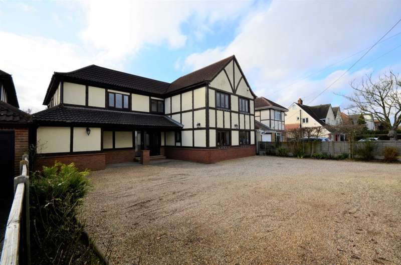 6 Bedrooms Detached House for sale in Noak Hill Road, Billericay