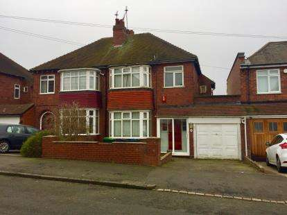 3 Bedrooms Semi Detached House for sale in Landswood Road, Oldbury, West Midlands