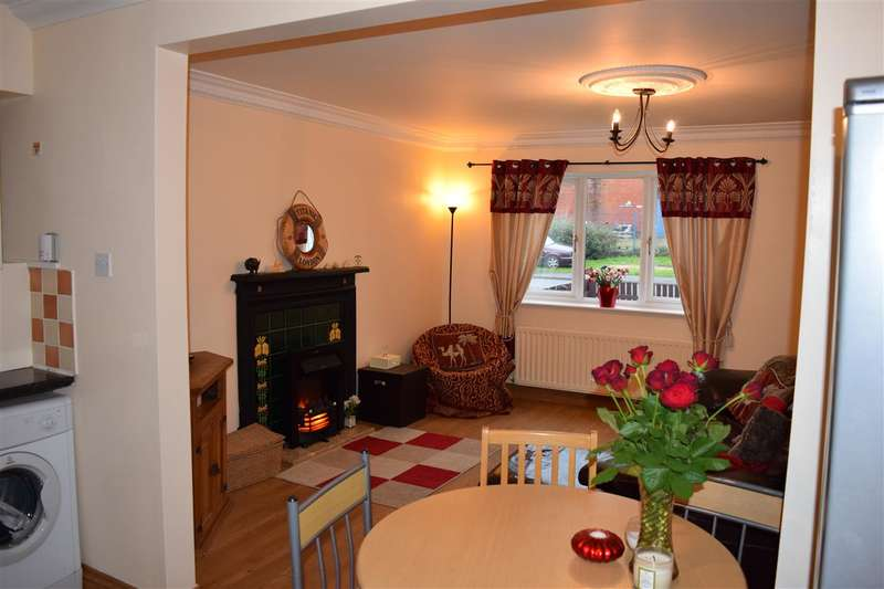 2 Bedrooms Terraced House for sale in The Fothergills, Flimby, Maryport