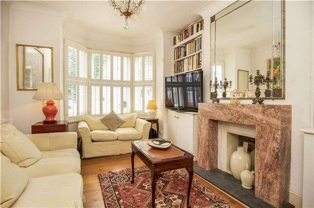 3 Bedrooms Terraced House for sale in Glycena Road, Clapham Junction, LONDON, SW11