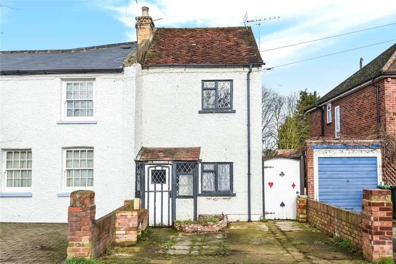 2 Bedrooms Semi Detached House for sale in Coopers Row, Iver Heath, Buckinghamshire, SL0