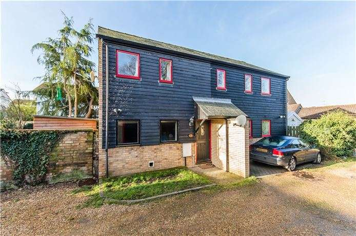1 Bedroom Semi Detached House for sale in The Stables, Cottenham, Cambridge