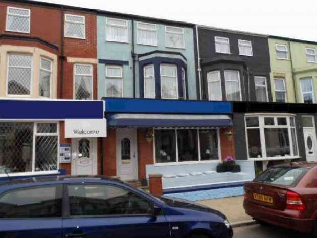 8 Bedrooms Hotel Gust House for sale in St Chads Road South Shore Blackpool