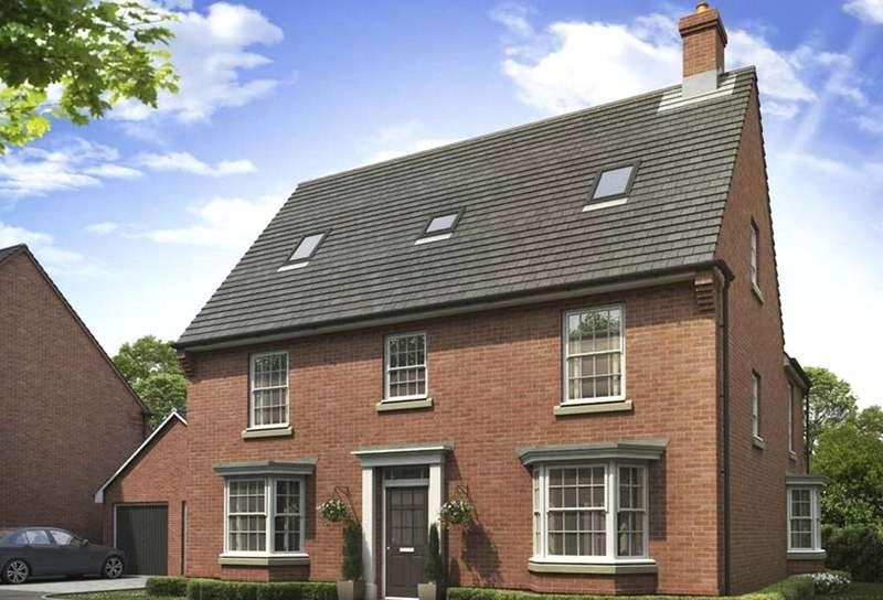 5 Bedrooms Detached House for sale in Sandbrook Park, Rossway Drive, Bushey, Hertfordshire, WD23