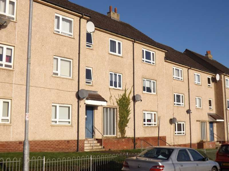 2 Bedrooms Flat for sale in 100 Fleming Way, Hamilton, ML3 9PE
