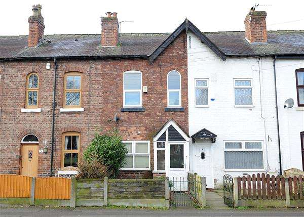 3 Bedrooms Cottage House for sale in 6 Vicarage Road, Irlam M44 6WA