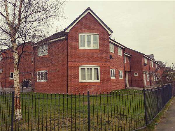 2 Bedrooms Apartment Flat for sale in Wervin Road, Kirkby