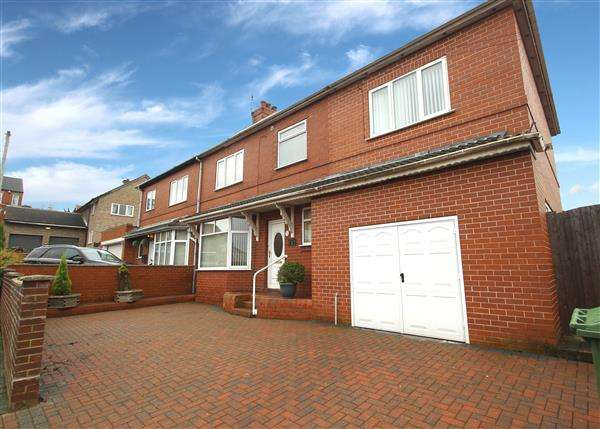 5 Bedrooms Semi Detached House for sale in Lower Northcroft, South Elmsall