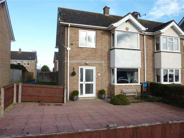 3 Bedrooms End Of Terrace House for sale in ASH COURT, CLEETHORPES
