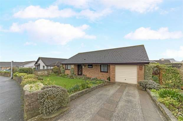 3 Bedrooms Detached Bungalow for sale in Great Charles Close, St Stephen, St Austell, Cornwall