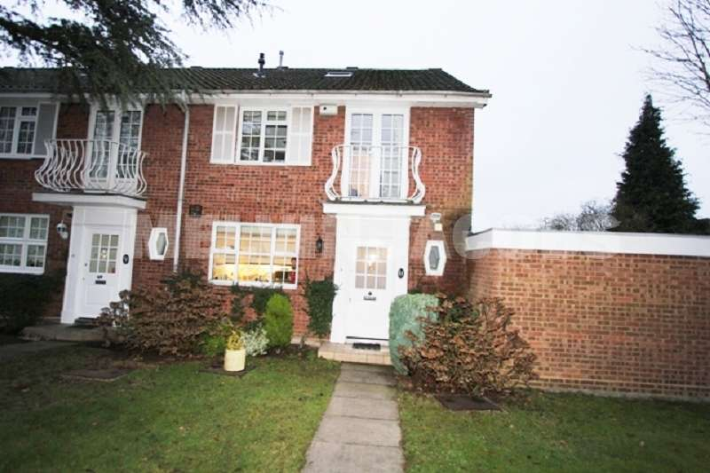 4 Bedrooms End Of Terrace House for sale in Sunningdale Close, Stanmore, Greater London. HA7 3QL
