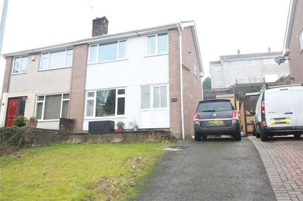 3 Bedrooms Semi Detached House for sale in Grosvenor Road, Bassaleg, NEWPORT