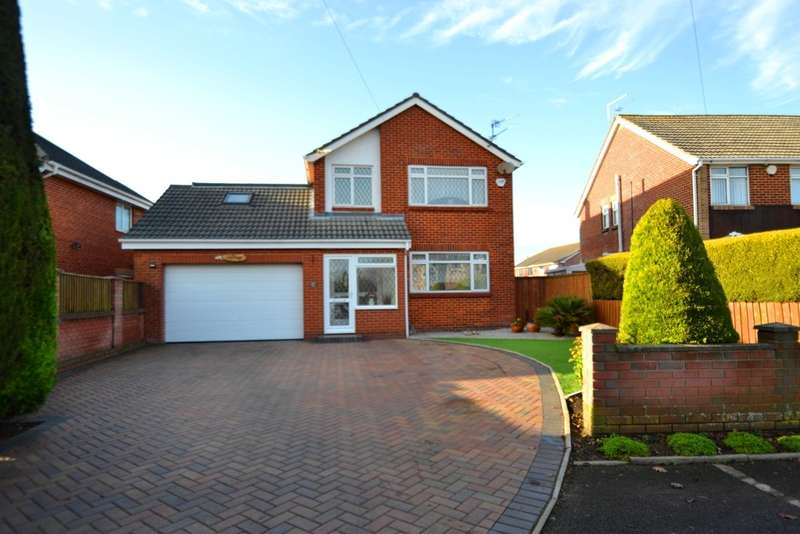 3 Bedrooms Detached House for sale in Wallisdown