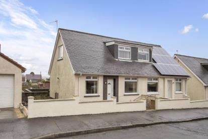 3 Bedrooms Semi Detached House for sale in Broom Crescent, Ochiltree