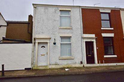 2 Bedrooms Terraced House for sale in Rutland Street, Blackburn, Lancashire