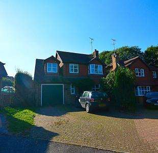 4 Bedrooms Detached House for sale in Newlyns Meadow, Alkham, Dover, Kent