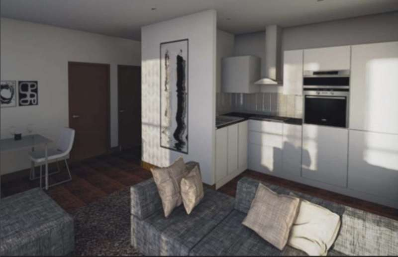 1 Bedroom Flat for sale in Plot 1.02 Park Crescent, Luton