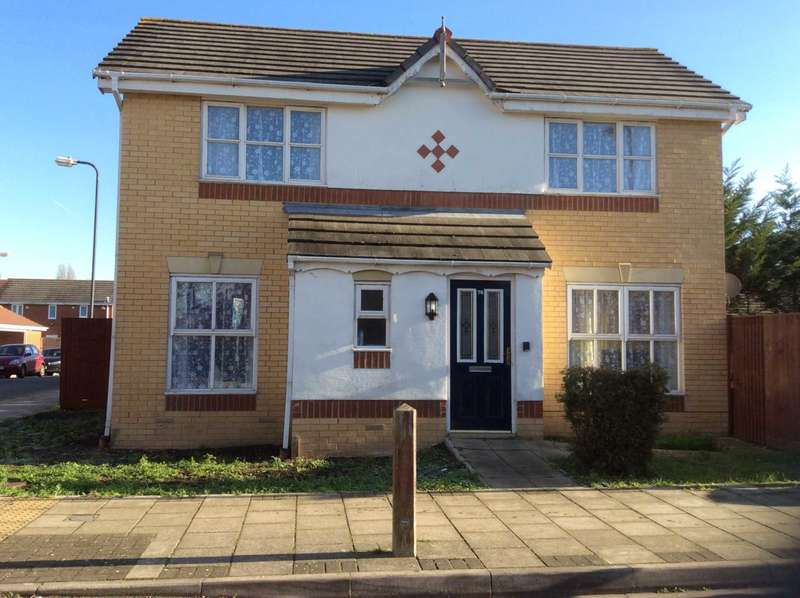 3 Bedrooms Detached House for sale in Grasshaven Way, Thamesmead