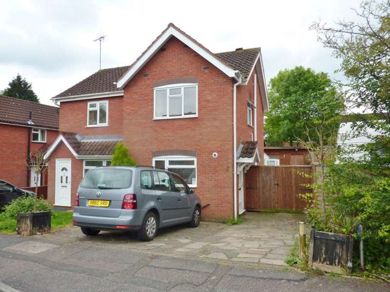 2 Bedrooms Semi Detached House for sale in Furze Close, South Oxhey