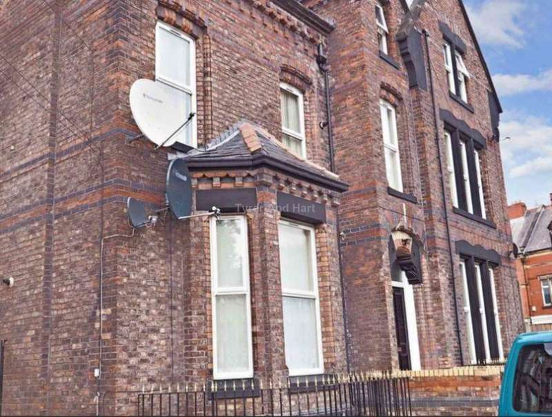 2 Bedrooms Apartment Flat for sale in Bentley Road, Toxteth