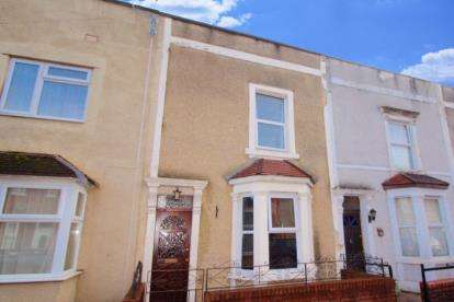 2 Bedrooms Terraced House for sale in Salisbury Street, St George, Bristol
