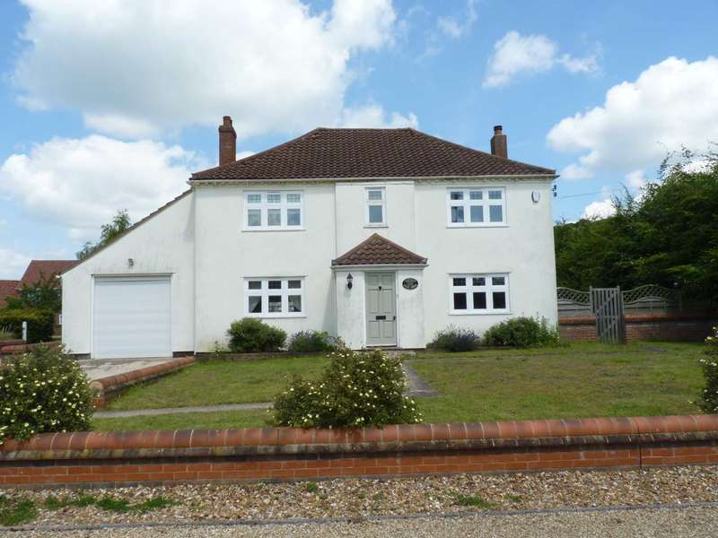 4 Bedrooms Detached House for sale in Tuns Road, Necton