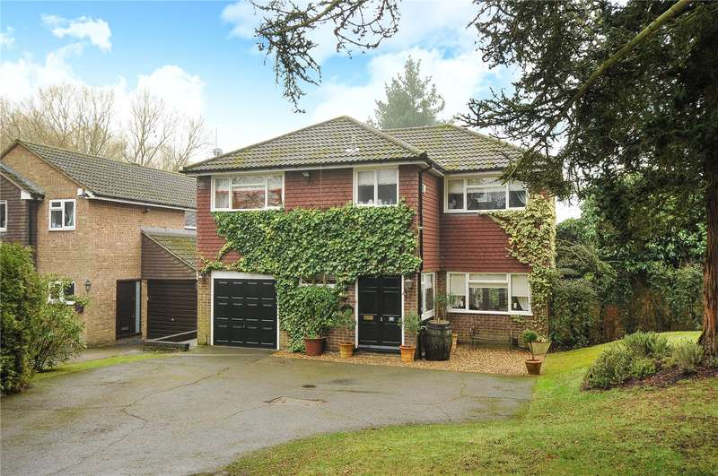 4 Bedrooms House for sale in Knoll Crescent, Northwood, Middlesex, HA6
