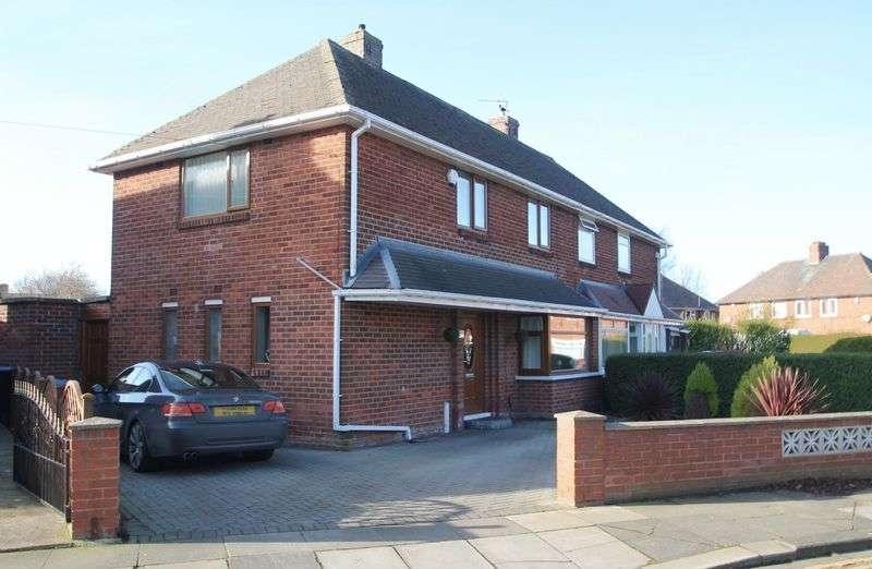 3 Bedrooms Semi Detached House for sale in Martonside Way, Middlesbrough