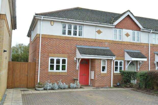 3 Bedrooms End Of Terrace House for sale in Pemberley Close, West Ewell, Epsom