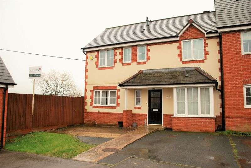 3 Bedrooms Semi Detached House for sale in Butterfield Down, Amesbury