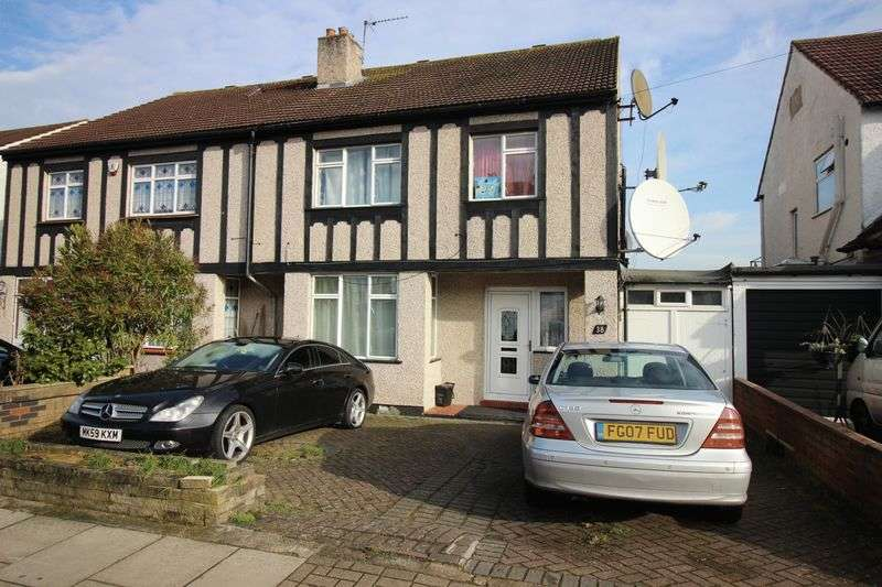 4 Bedrooms Semi Detached House for sale in Carlton Avenue, Harrow
