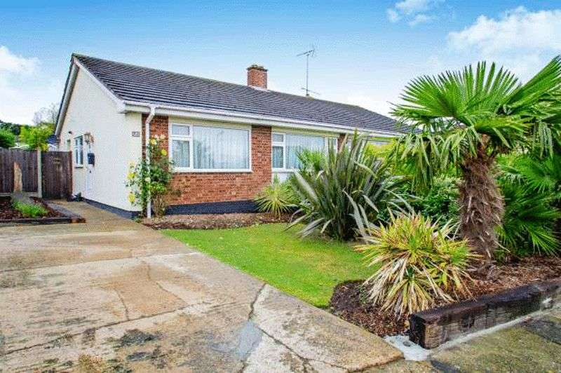 2 Bedrooms Semi Detached Bungalow for sale in Springfield, Hadleigh