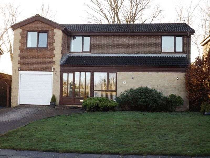 4 Bedrooms House for sale in Westgate, Morpeth - Four Bedroom Detached House