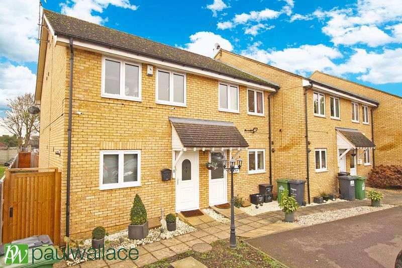 3 Bedrooms Terraced House for sale in Willetts Mews, Hoddesdon