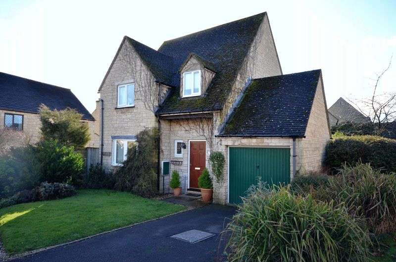 3 Bedrooms Detached House for sale in Bibury Close, Witney