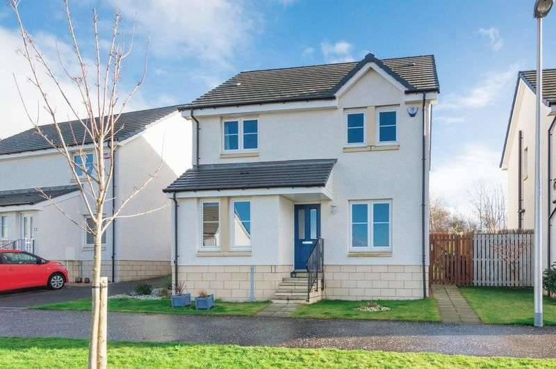 5 Bedrooms Detached House for sale in 89 Easter Langside Crescent, Dalkeith, Midlothian, EH22 2FN