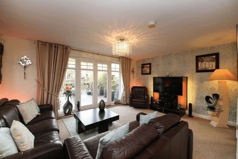 4 Bedrooms Terraced House for sale in Gardinar Close, Standish, Wigan