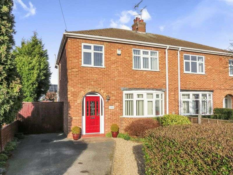 3 Bedrooms Semi Detached House for sale in Stanground
