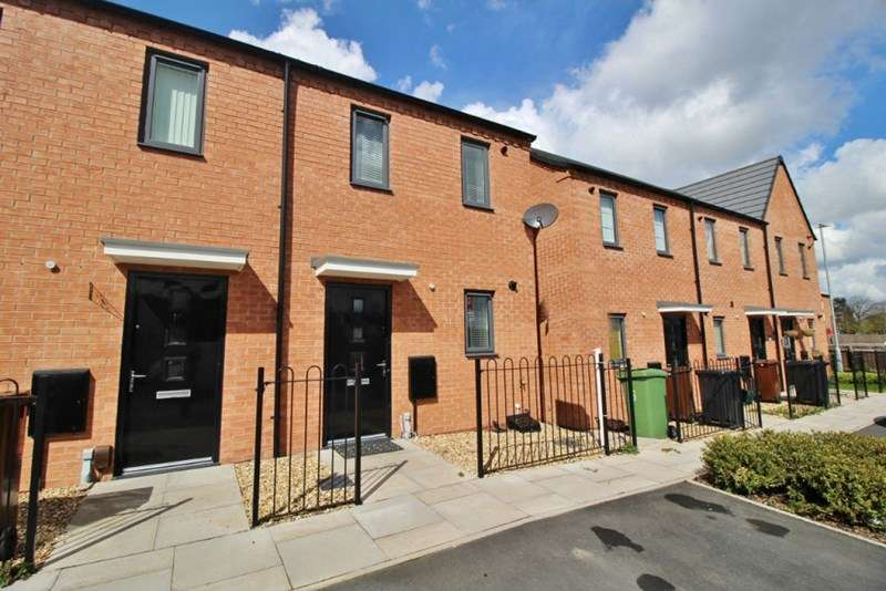 2 Bedrooms Terraced House for sale in Donnington Grove, Oxley, Wolverhampton