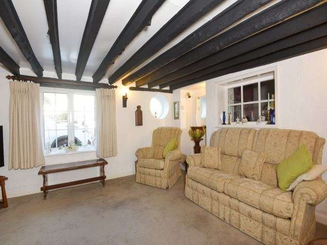 2 Bedrooms Cottage House for sale in Ersanmine Station Road, Launton, Oxon, OX26 5DS