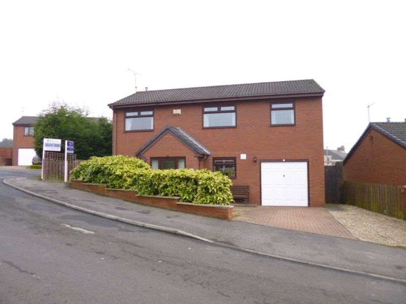 4 Bedrooms Detached House for sale in Brockwell Court, Coundon Grange