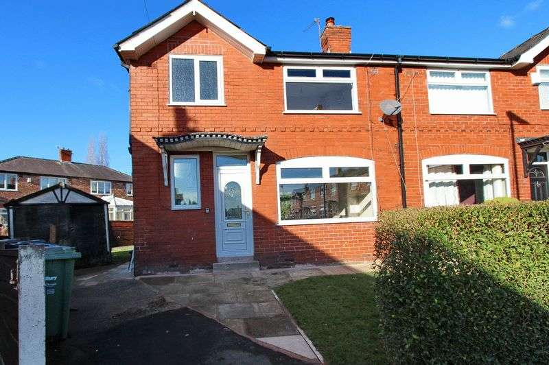 3 Bedrooms Semi Detached House for sale in Cotswold Close, Prestwich, Manchester