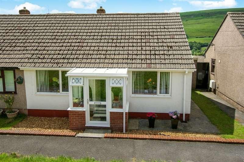 1 Bedroom Semi Detached House for sale in Warnes Terrace, Abertysswg, Tredegar